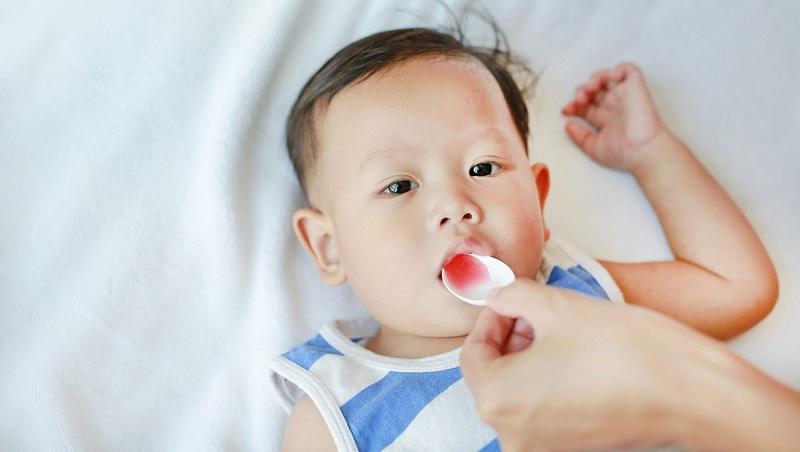 Thuốc tăng đề kháng cho đường hô hấp của bé giúp con phòng tránh được sự xâm nhập của tác nhân gây hại