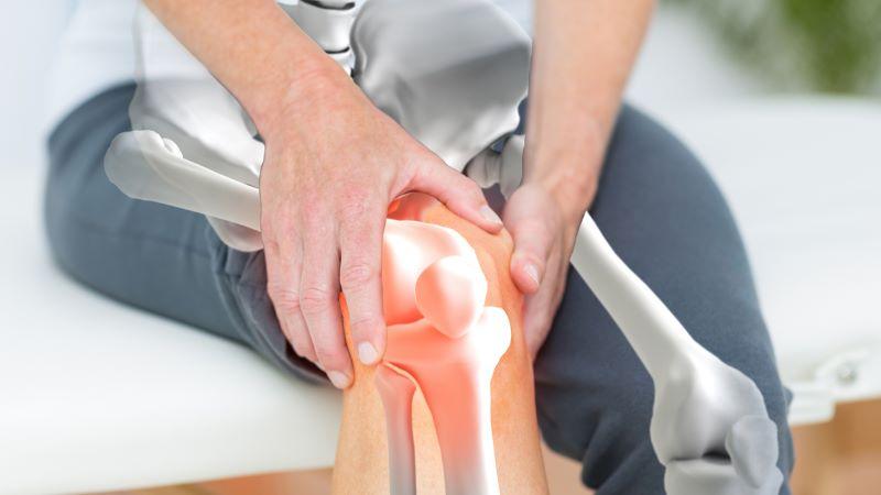 Thiếu Canxi hệ xương khớp trong cơ thể bạn sẽ bị ảnh hưởng