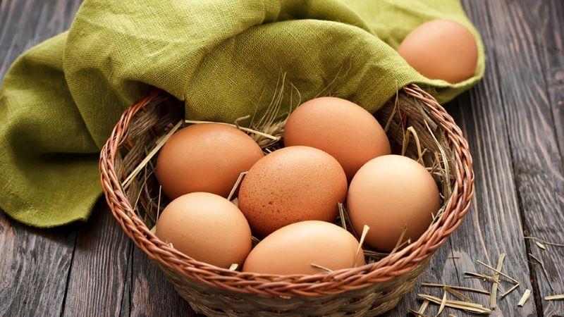 Trứng là một trong những thực phẩm có nguồn cung cấp kẽm dồi dào