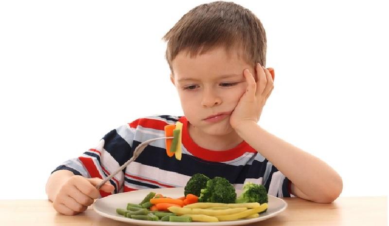 Trẻ biếng ăn, cơ thể còi cọc có thể do thiếu Kẽm